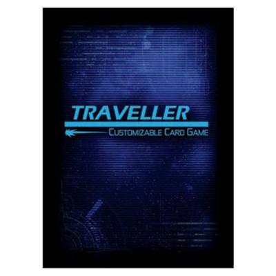 Traveller CG: DP: Blue Traveler Logo