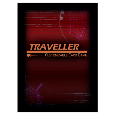 Traveller CG: DP: Red Traveler Logo