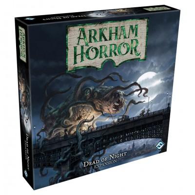 Arkham Horror 3E: The Dead of Night