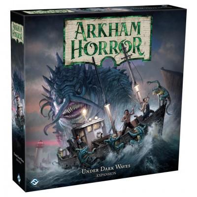 Arkham Horror: Under Dark Waves