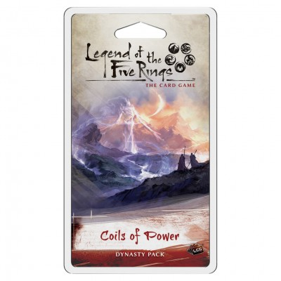 L5R LCG: Coils of Power Dynasty Pack