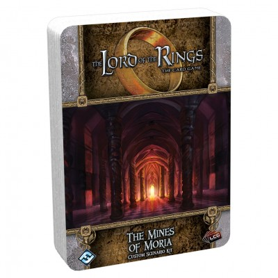 LotR LCG:The Mines of Moria Scenario Kit