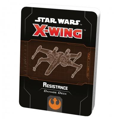 SW X-Wing 2E: Resistance Dmg Deck