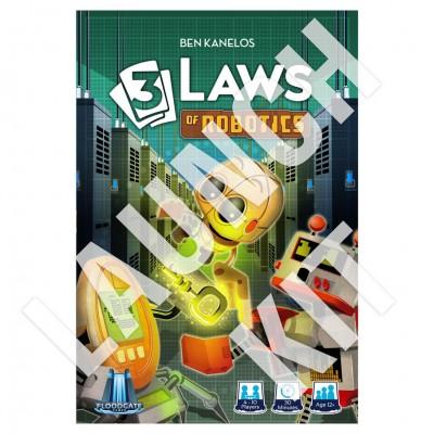 3 Laws of Robotics LK