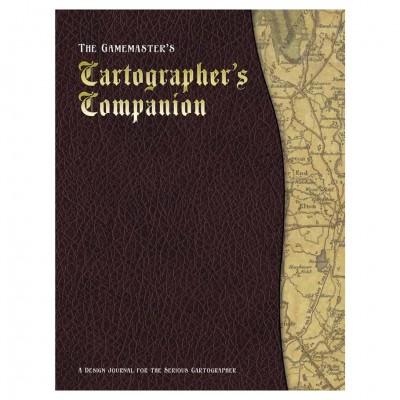 Gamemaster Journal: Cartographer's Comp