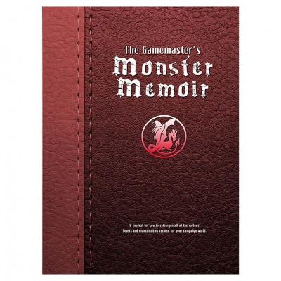Gamemaster Journal: Monster Memoir