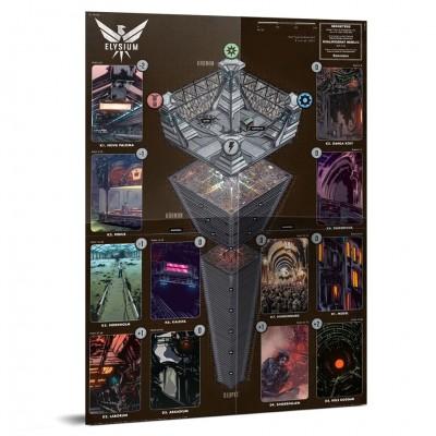 Mutant: Year Zero - Elysium Map