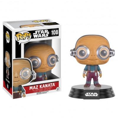 Pop! BH: Star Wars: EP7: Maz Kanata