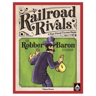 Railroad Rivals: Robber Baron Expansion