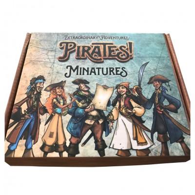 Extraordinary Adventures: Pirates: Minis