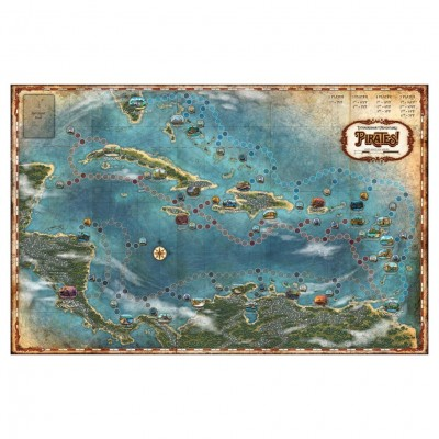 Extraordinary Adventures: Pirates: Mat