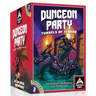 Dungeon Party: D2: Tunnels of Terror