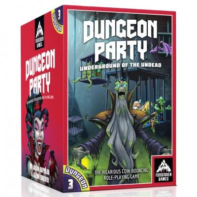 Dungeon Party: D3: Underground Undead