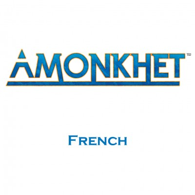 MtG: Amonkhet BD- French
