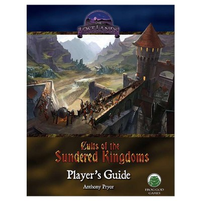 5E: Sundered Kingdoms - Player's Guide