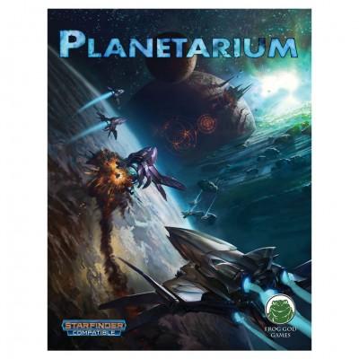 SFRPG: Planetarium