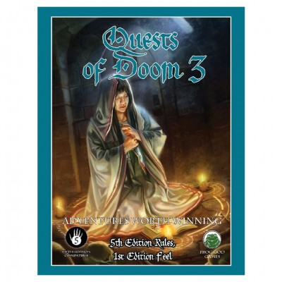 5E: Quests of Doom 3