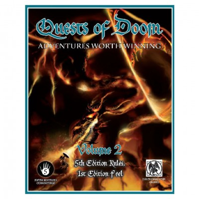 5E: Quests of Doom Volume 2