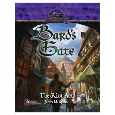 S&W: Adv: Bard's Gate - The Riot Act