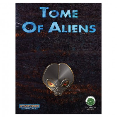SFRPG: Tome of Aliens