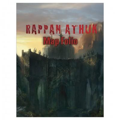 5E: Rappan Athuk Map Folio