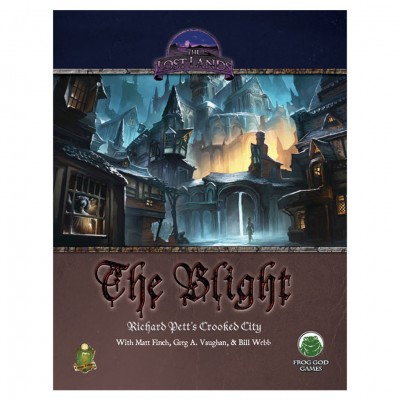 5E: The Lost Lands: The Blight