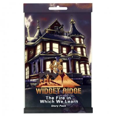 Widget Ridge: The Fire in Which We Learn