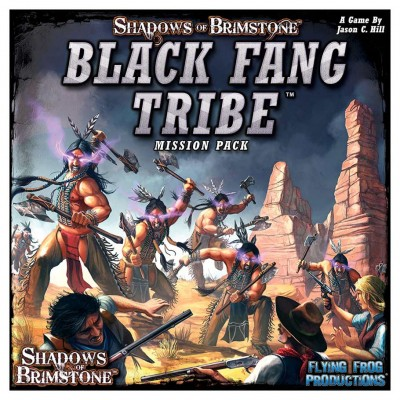 SOBS: Black Fang Tribe - Mission Pack
