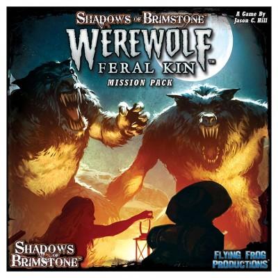 SoB: Werewolves Feral Kin - Mission Pack
