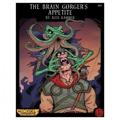 D&D 5E: Adv: The Brain Gorger's Appetite