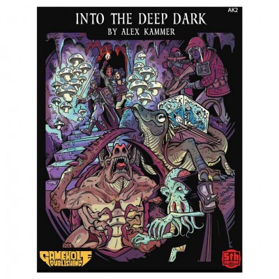D&D 5E: Adv: Into the Deep Dark