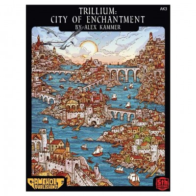 D&D 5E:Adv:Trillium: City Of Enchantment