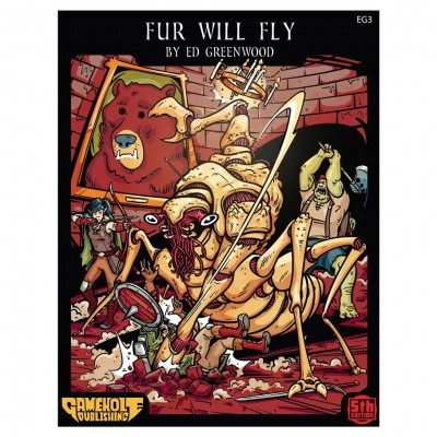 D&D 5E: Adv: Fur Will Fly