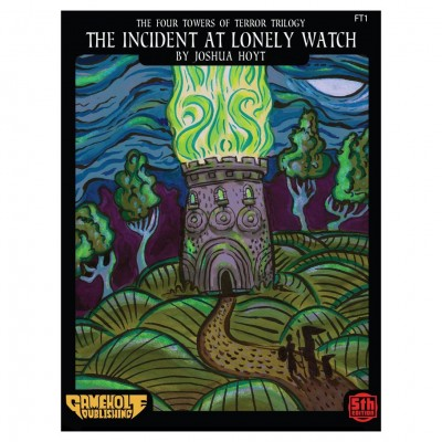 D&D 5E: Adv: Incident at Lonely Watch