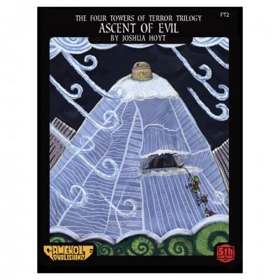 D&D 5E: Adv: Ascent Of Evil