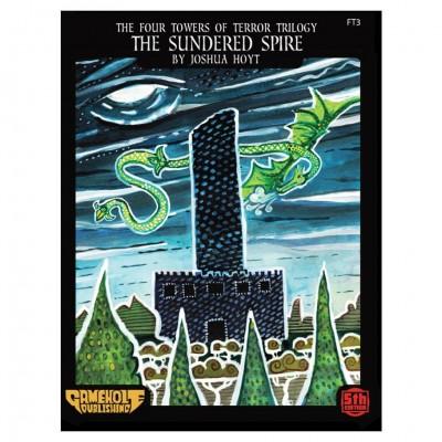 D&D 5E: Adv: The Sundered Spire