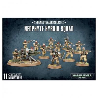 40K: GSC Neophyte Hybrid Squad
