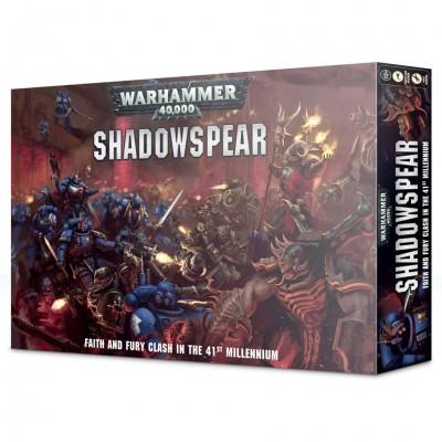 SP-01-60 40K: Shadowspear
