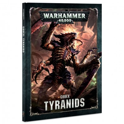 51-01-60 40K: Tyranids: Codex