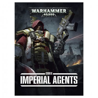 52-03-60 40K: Codex: Imperial Agents SC