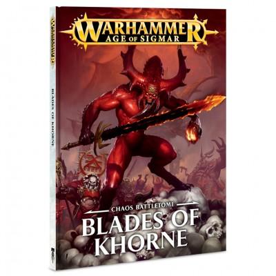 83-01 AoS: Battletome: Blades Khorne HC