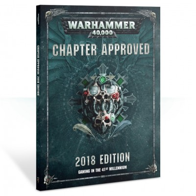 40-07-60 40K: Chapter Approved