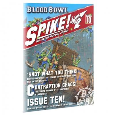 200-88 BB: Spike Journal! Issue 10