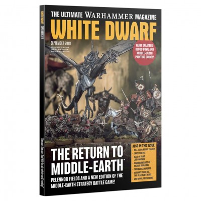 WD09-60 White Dwarf: September 2018
