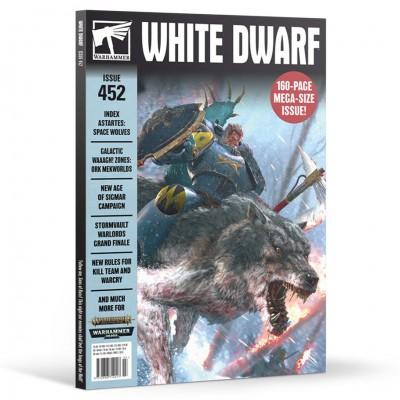 WD03-60 White Dwarf March 2020