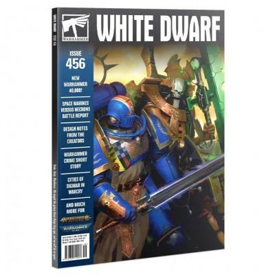 WD09-60 White Dwarf 456 September 2020