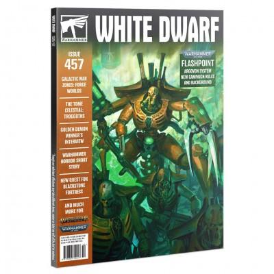 WD10-60 White Dwarf 457 October 2020