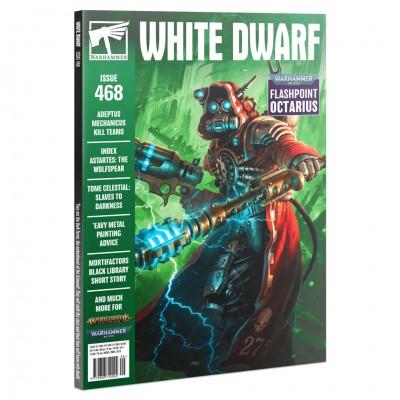 WD09-60 White Dwarf September 2021