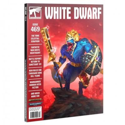 WD10-60 White Dwarf October 2021