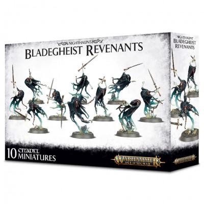 91-27 Nighthaunt: Bladegheist Revenants